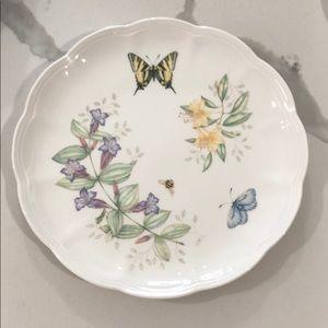 Lenox Butterfly Meadow dinner plate